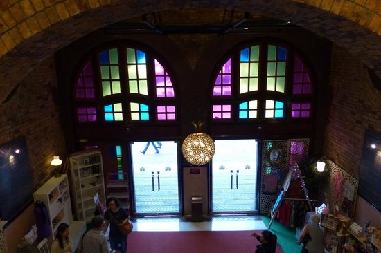 Western Market : The entrance - the best part of this building