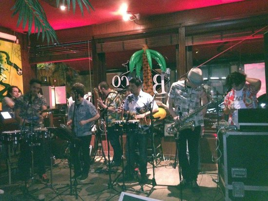 Boteco Do Brasil: The Cool Braziion Band