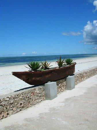 Uroa Bay Beach Resort : plage de l'Uroa