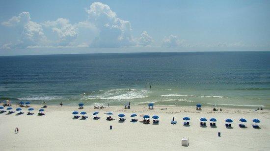 Edgewater Beach and Golf Resort: The Beach at EBR in PCB, FLA