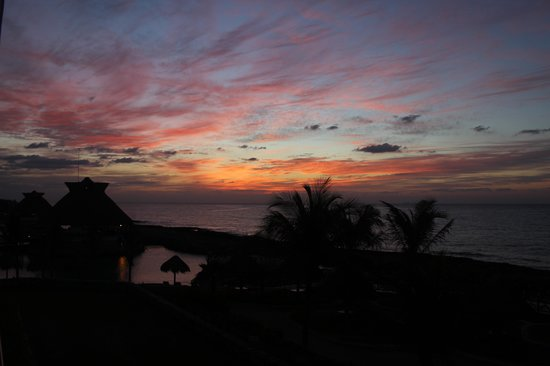 Hard Rock Hotel Riviera Maya: Great way to wake up in the morning