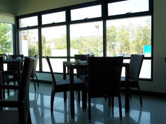 The Beach Boutique House: Ресторан для завтраков