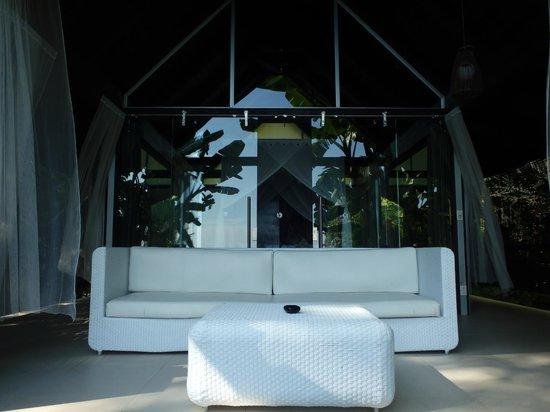 Oxygen Jungle Villas: Our villa!