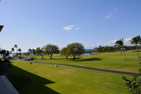 Fairmont Orchid, Hawaii: Room view from the East tower