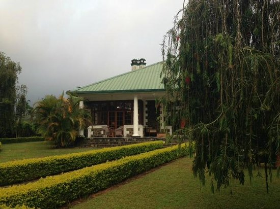 Ceylon Tea Trails: Hotel and grounds
