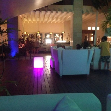 Beloved Playa Mujeres: Lupita lounge bar , sushi and music