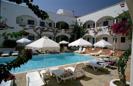 Hotel Tilos Mare Livadia