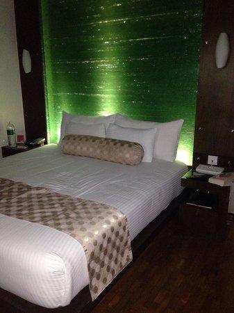 Ramada Resort Cochin : Comfy bed