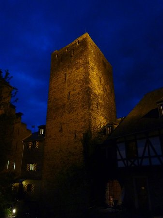 Castle Hotel Auf Schoenburg: Old tower