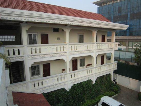Aroon Residence Vientiane: Hotel