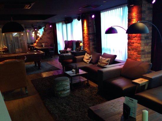 pentahotel Birmingham: Restaurant