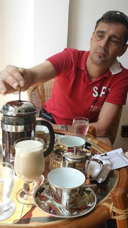 Natural Coffee: coffee