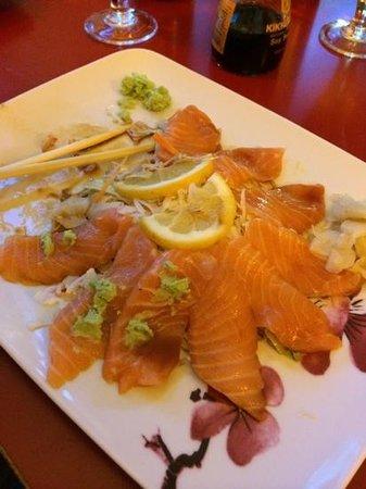Vietnamese Food-Sushi