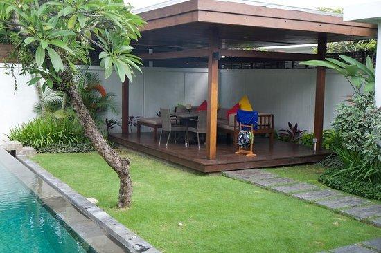 The Samaya Bali Seminyak : Daybed