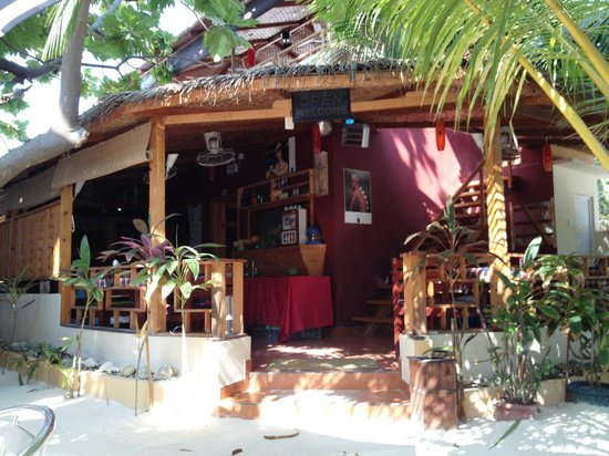 Stingray Beach Inn: the restaurant