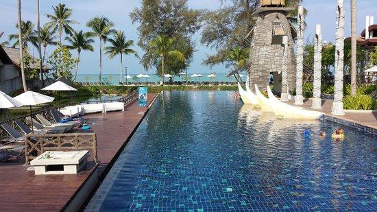 SENTIDO Graceland Khao Lak Resort & Spa : pool
