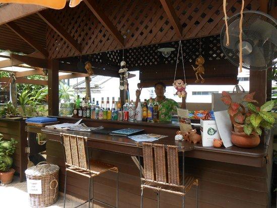 The Siam Heritage: 屋上のバー