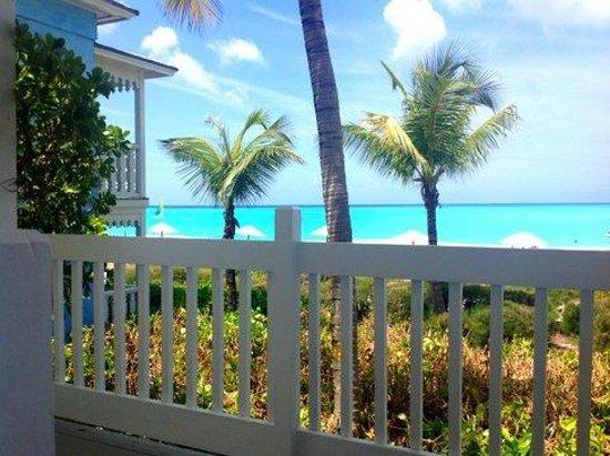 Club Med Columbus Isle : Vu de l'extérieure de la chambre