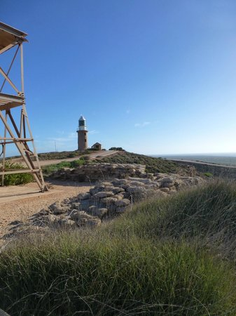Vlamingh Head Lighthouse: lighthouse