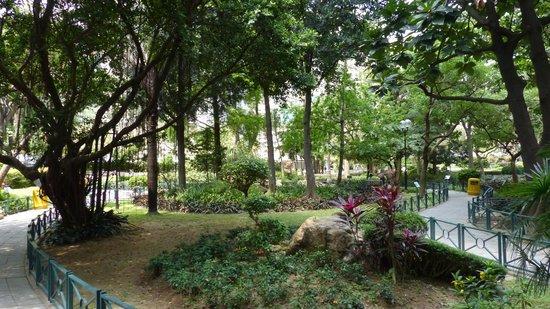 Chater Garden
