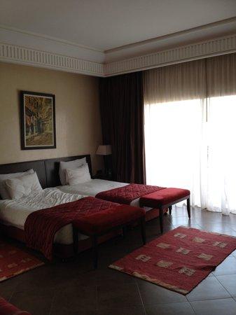 SENTIDO Kenzi Menara Palace : Standard room
