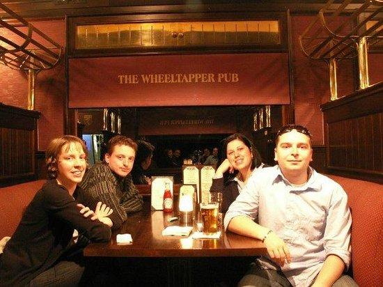 The Wheeltapper: pub