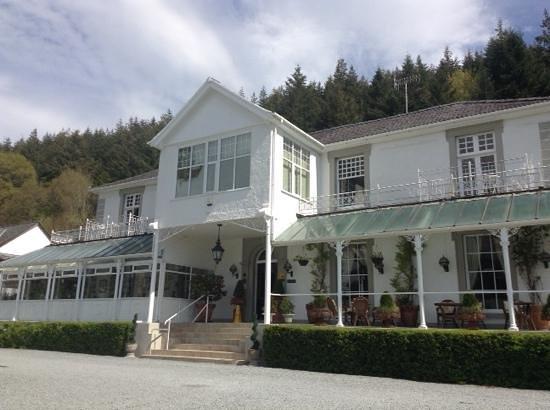 Plas Maenan Country House: Plas Maenan, a wonderful stress free break