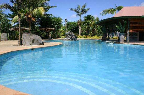 Amoa Resort: Pool