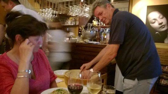 Ciao Bella: Tony genoot van zijn kookkunst