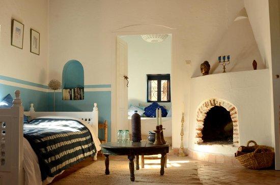 Riad Baoussala: La Suite Marabout / The Marabout Cottage