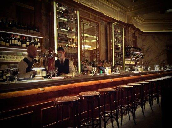 bar americain picture of brasserie zedel london. Black Bedroom Furniture Sets. Home Design Ideas