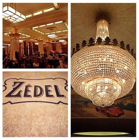 Decor @ Brasserie Zedel