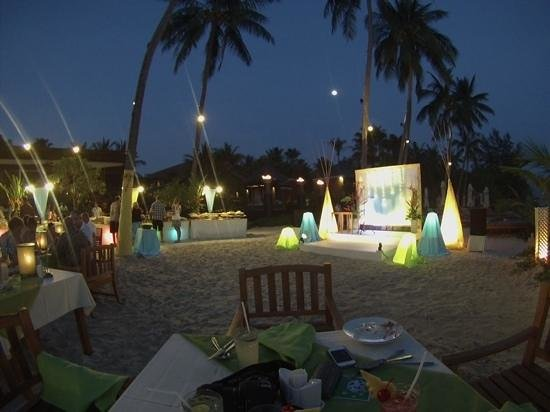 Mai Samui Resort & Spa : at Songkran (Thailand's new year)
