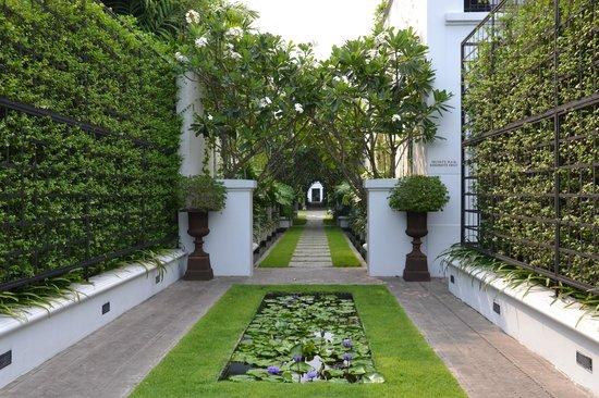 The Siam: hotel