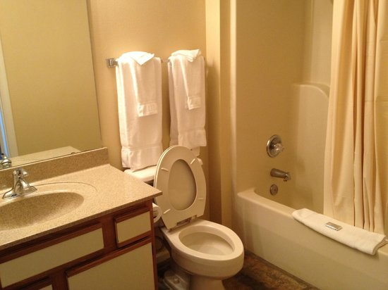 SunBay Resort: bathroom in second bedroom
