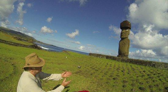 Tekarera Kainga Ora & Kainga Nui: Paul como guía, recomendable 100 %