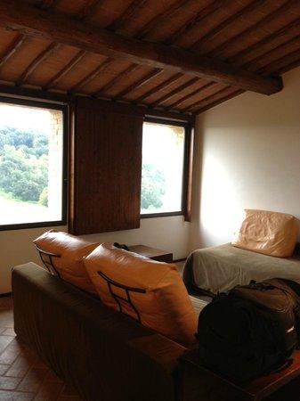 Bosco della Spina: Living Room