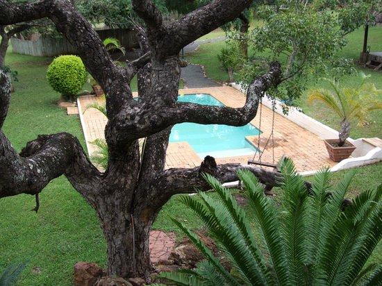 Zebra Hills Safari Lodge: View from my room