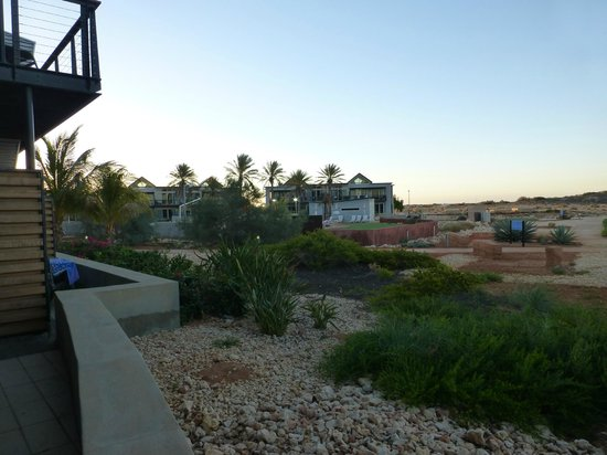 Novotel Ningaloo Resort: another view from our room