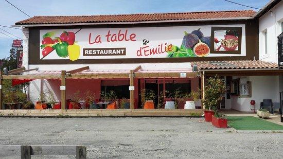 La Table d'Emilie