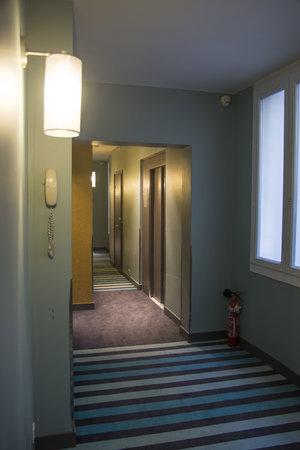 Hotel Magenta 38: couloir