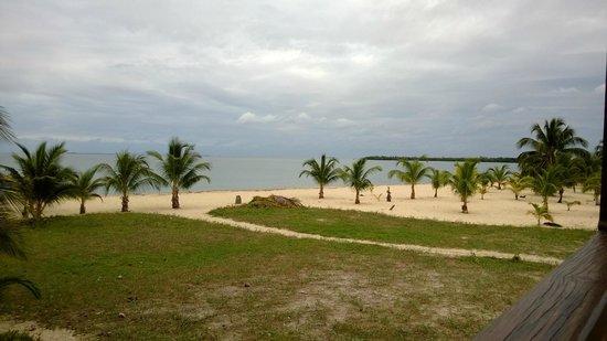 Colibri House: beach
