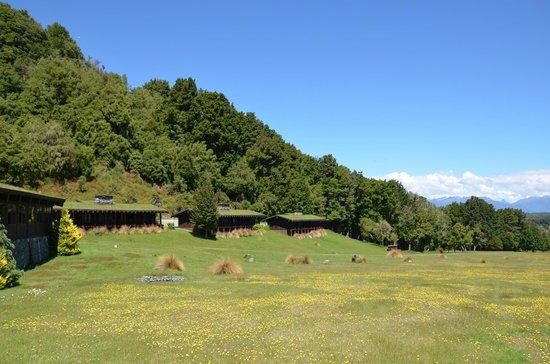 Takaro Lodge: Houses