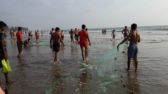 Sea Breeze Village: Рыбалка на Арамболь