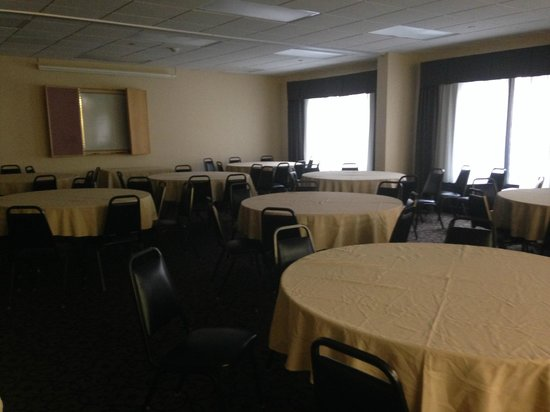 Quality Inn & Suites University: Meeting Room