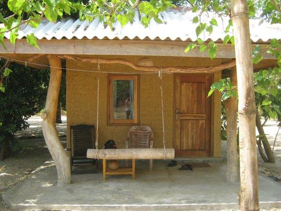 Cinnabar Resort : Unsere Unterkunft