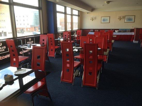 Gilson Hotel: Dining area