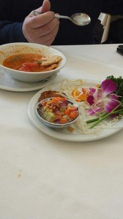 Royal Siam: Delicious food