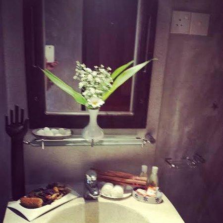 Ridee Villa: bathroom