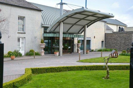 Lyrath Estate Hotel & Spa: Main entrance